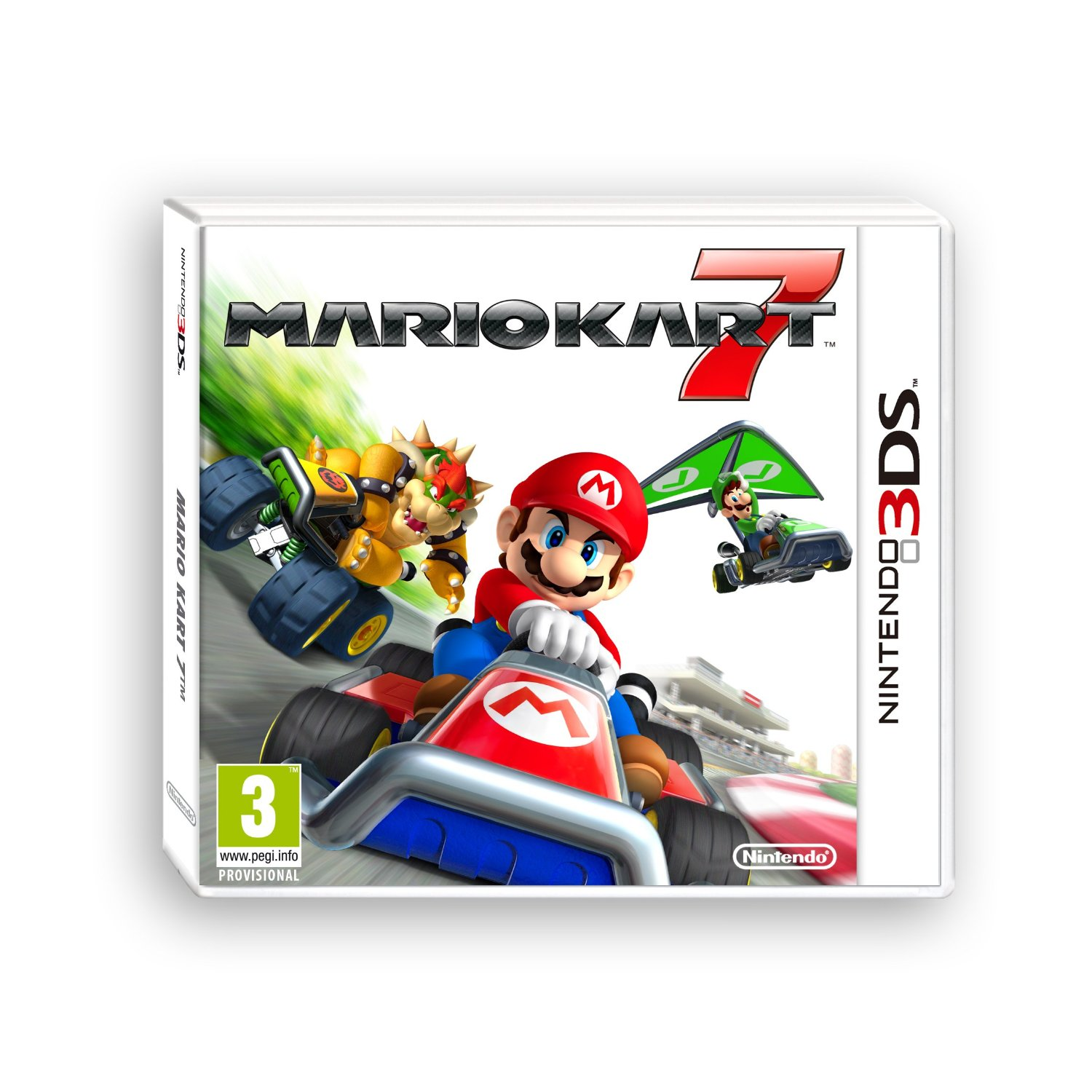 wholesale mario kart 7 on 3ds. Black Bedroom Furniture Sets. Home Design Ideas