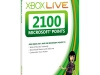 Xbox LIVE 2100 Microsoft Points