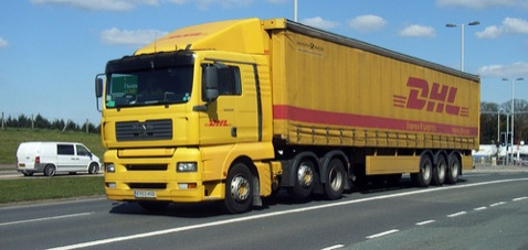 Game Distribution Lorry